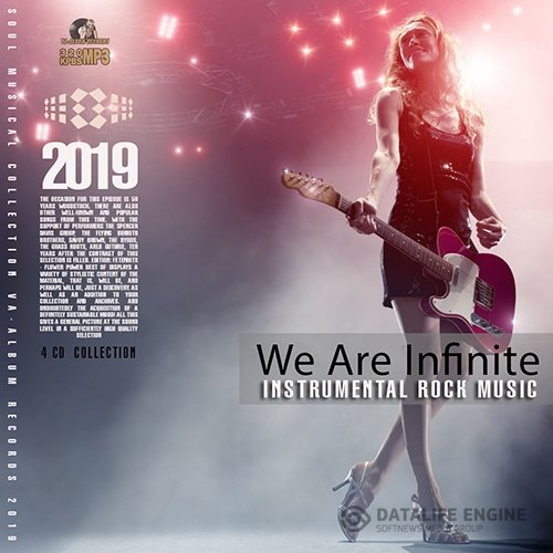 We Are Infinite: Instrumental Rock Music (2019)