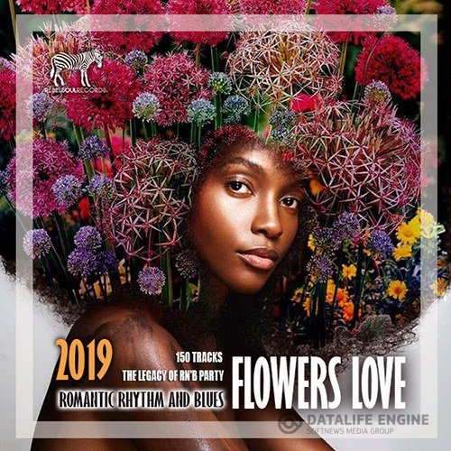 Flowers Lowe: Romantic RnB (2019)