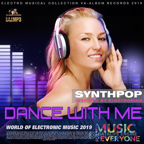 Dance With Me: Synthpop Music (2019)