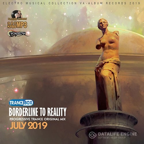 Borderline To Reality: Progressive Trance (2019)