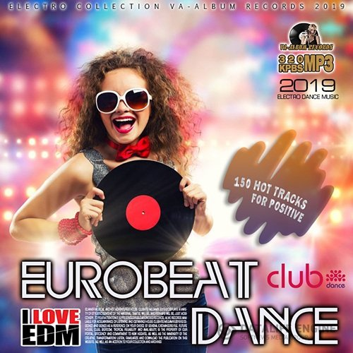 Eurobeat Club Dance (2019)