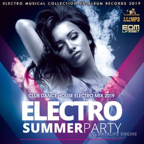 Original House Mix: Electro Summer Party (2019)