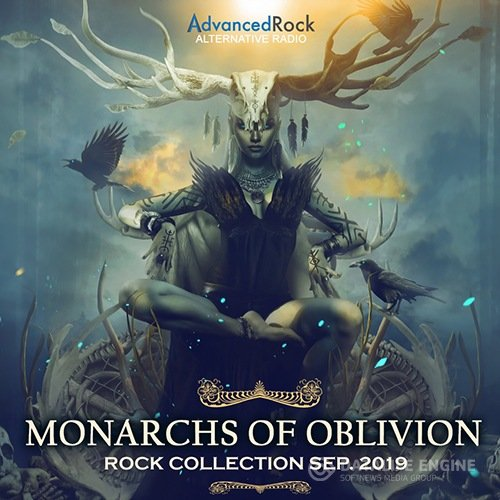 Monarchs Of Oblivion: Rock Collection (2019)