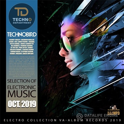 Technobird: Selection Of Electronic Music (2019)
