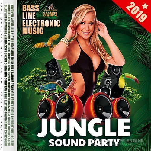 Jungle Sound Party (2019)