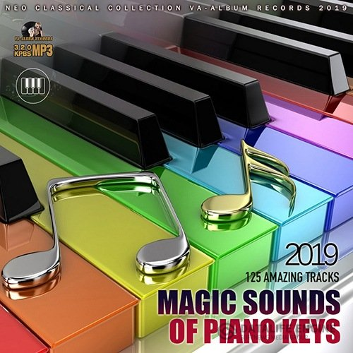 Magic Sounds Of Piano Keys (2019)