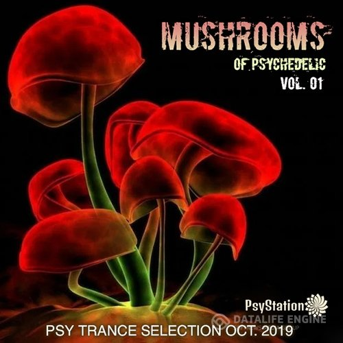Myshrooms Of Psychedelic Vol.01 (2019)