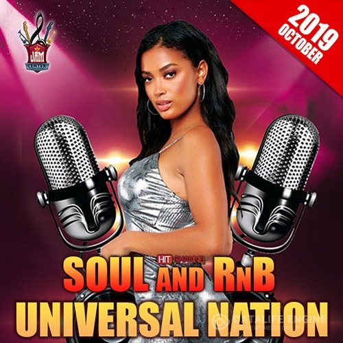 Universal Nation: Soul And RnB Music (2019)