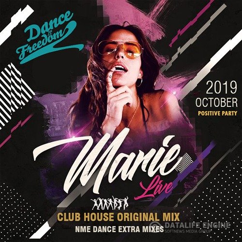Warie Live: Club House Original Mix (2019)