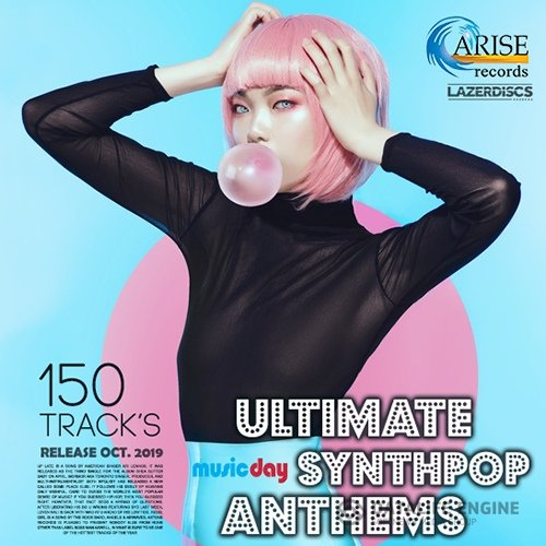 Ultimate Synthpop Anthems (2019)