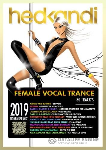Female Vocal Trance: Hedkandi Mix (2019)