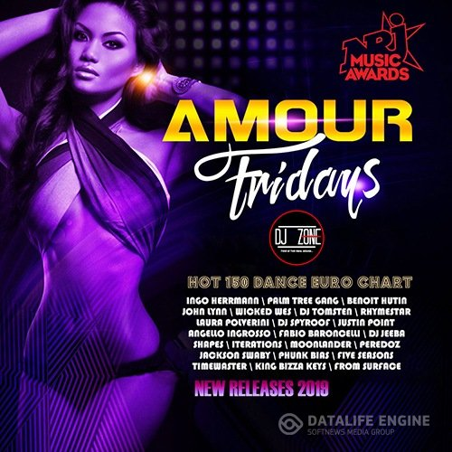 Amour Fridays DJ Zone (2019)