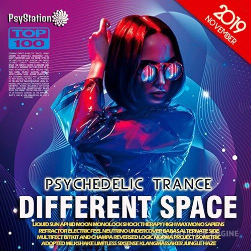 Different Space: Psychedelic Trance (2019)