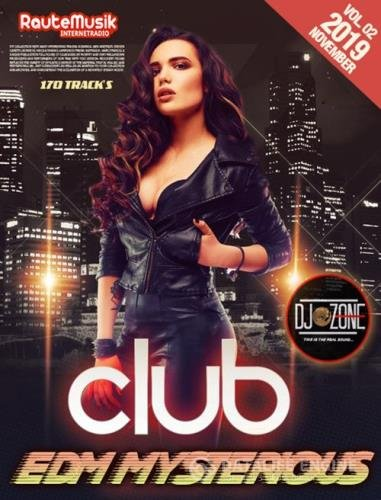 Club EDM Mysterious Vol. 02 (2019)