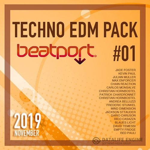 Techno EDM Pack #01 (2019)
