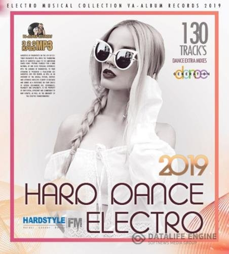 Hard Dance Electro Extra Mixes (2019)