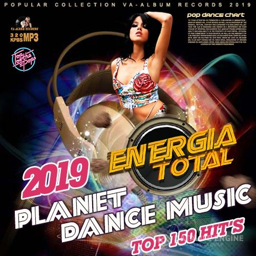 Planet Dance Music: Euromix Energia Total (2019)