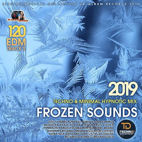 Frozen Sounds: Techno Hypnotic Mix (2019)