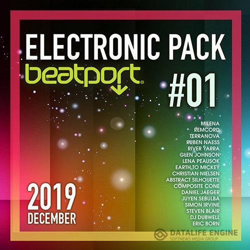 Beatport Electronic Pack 01 (2019)