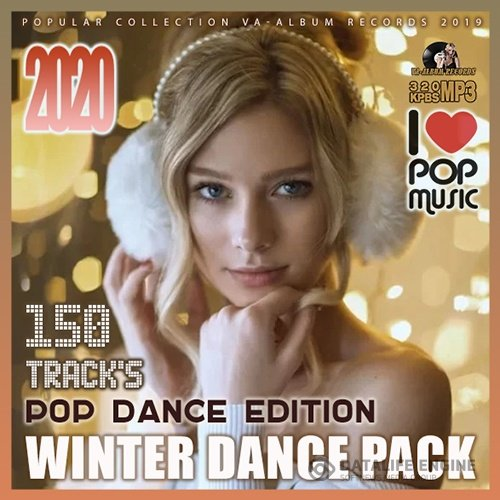 Popular Winter Dance Pack (2019)