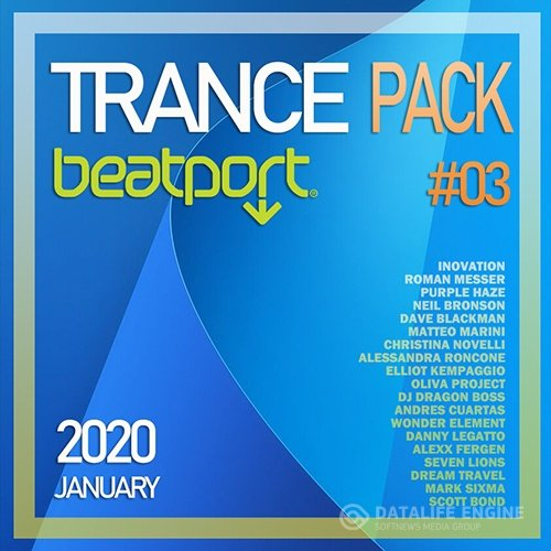 Beatport Trance Pack: #03  (2019)