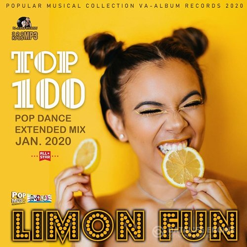 Limon Fun: Top 100 Pop Dance Mix (2020)