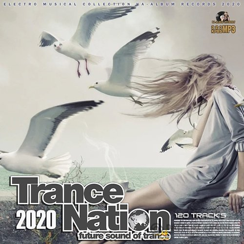 Trance Nation Future Sound: Progressive Edition (2020)