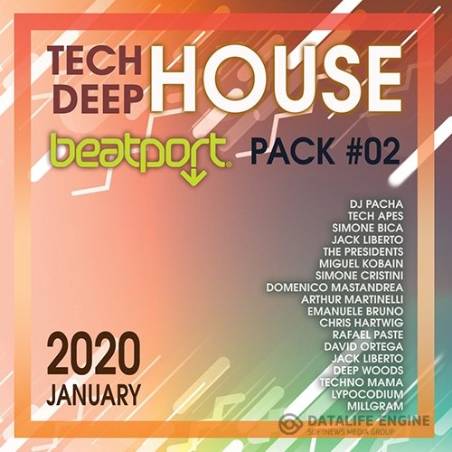 Beatport Tech House: January Pack #02 (2020)