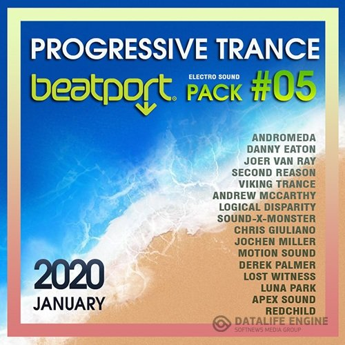Beatport Progressive Trance: Pack #05 (2020)