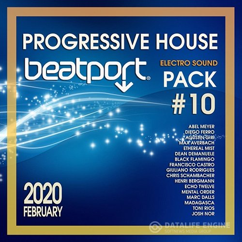 Beatport Progressive House: Pack #10 (2020)