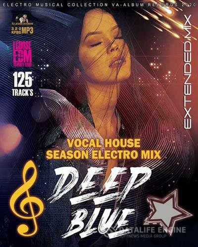 Deep Blue: Vocal House Season (2020)