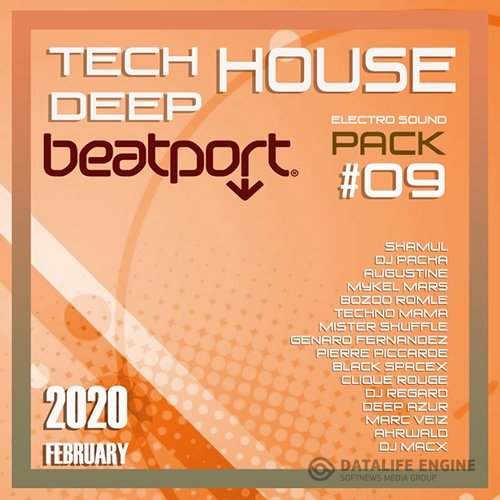 Beatport Tech House: Pack Electro Sound #09 (2020)