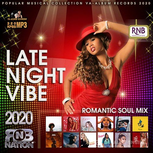 Late Night Vibe: Romantic R&B (2020)
