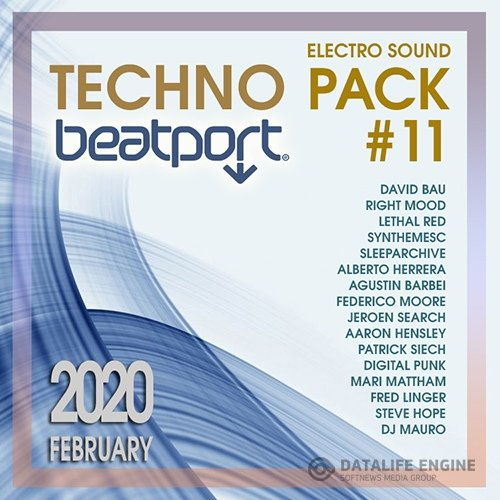 Beatport Techno: Electro Sound Pack #11 (2020)