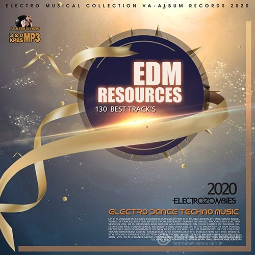EDM Resources: Techno Dance Set (2020)