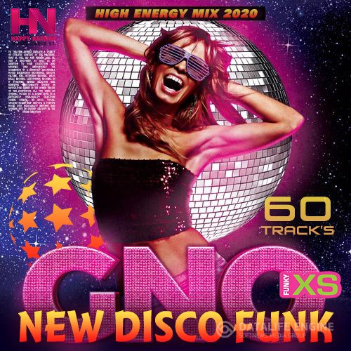 GNO: New Disco Funk (2020)