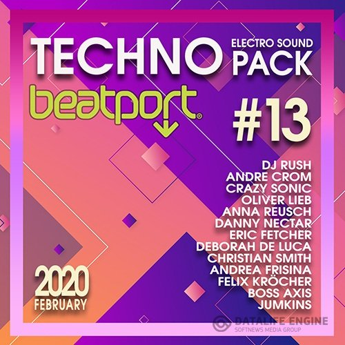Beatport Techno: Electro Sound Pack #13 (2020)
