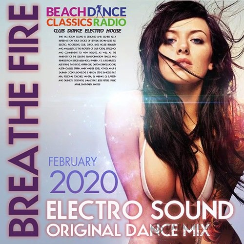 Breathe Fire: Beach Dance Classics Radio (2020)