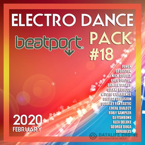 Beatport Electro Dance: Pack #18 (2020)