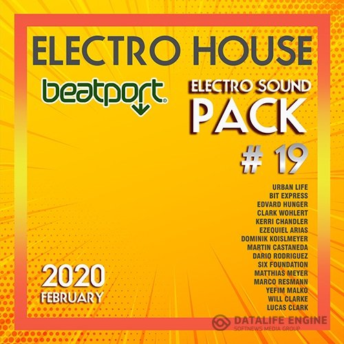 Beatport Electro House: Sound Pack #19 (2020)