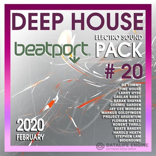 Beatport Deep House: Electro Sound Pack #20 (2020)