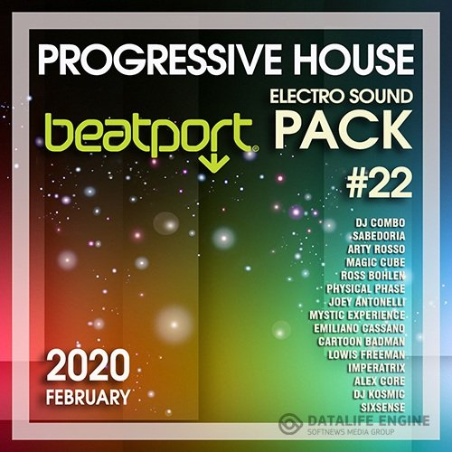 Beatport Progressive House: Electro Sound Pack #22 (2020)