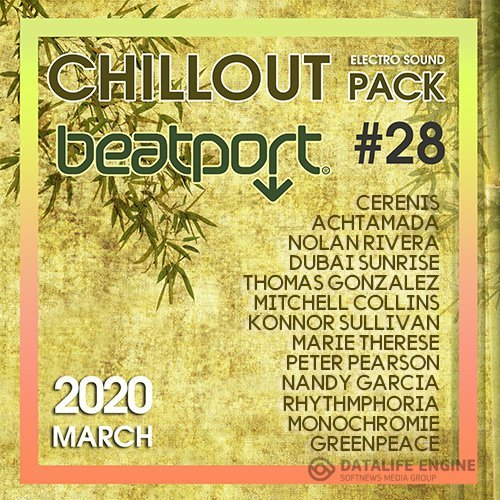 Beatport Chillout: Electro Sound Pack #28 (2020)