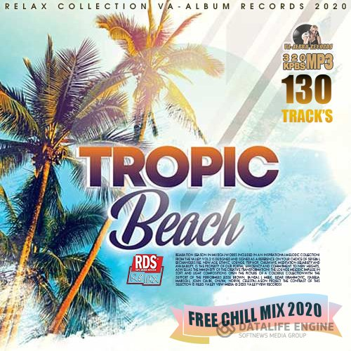 Tropic Beach: Free Chill Mix (2020)