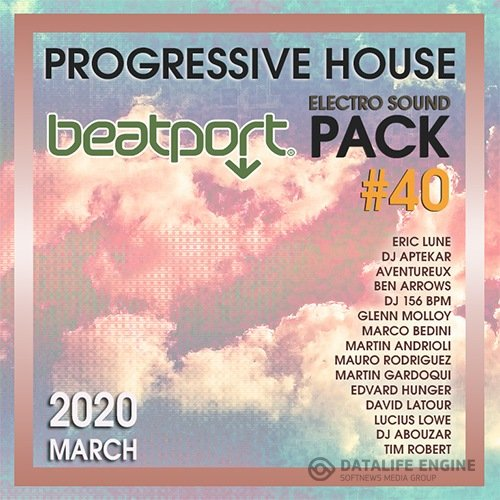 Beatport Progressive House: Electro Sound Pack #40 (2020)