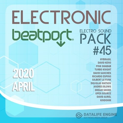 Beatport Electronic: Sound Pack #45 (2020)