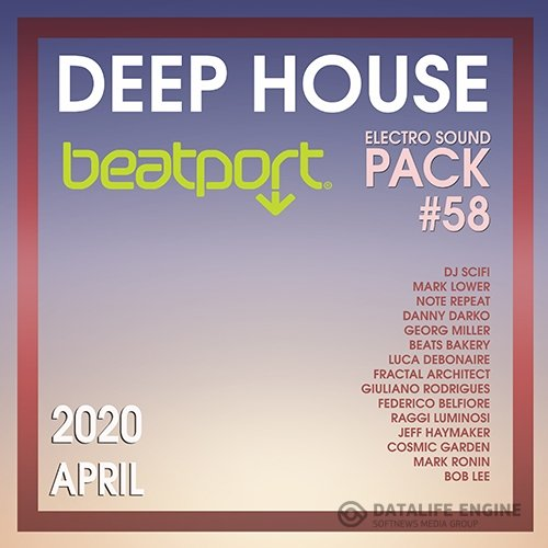 Beatport Deep House: Electro Sound Pack #58 (2020)
