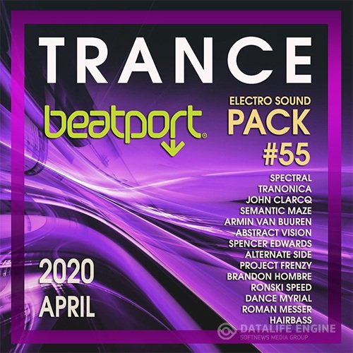 Beatport Trance: Electro Sound Pack #55 (2020)