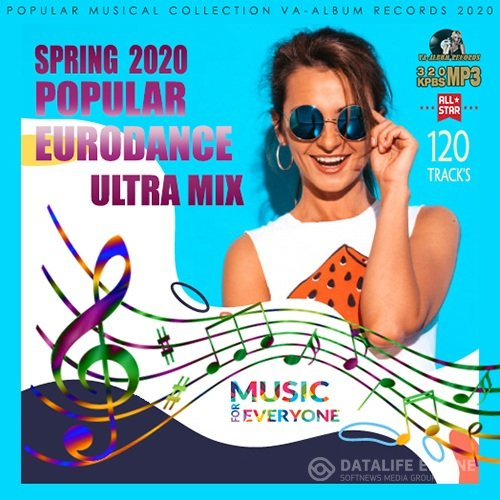 Spring Pop: Eurodance Ultra Mix (2020)