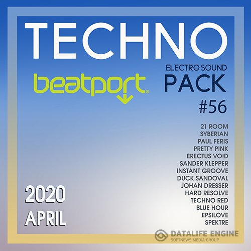 Beatport Techno: Electro Sound Pack #56 (2020)